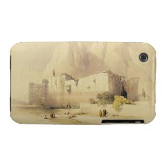 El convento de St. Catherine, monte Sinaí, Februar iPhone 3 Carcasas