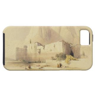 El convento de St. Catherine, monte Sinaí, Februar iPhone 5 Funda