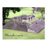 el copán arruina Honduras Postal