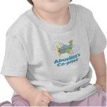 El copiloto de Abuelita Camisetas
