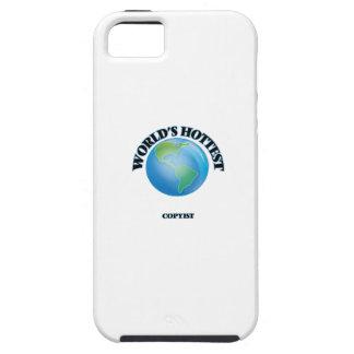 El Copyist más caliente del mundo iPhone 5 Carcasa