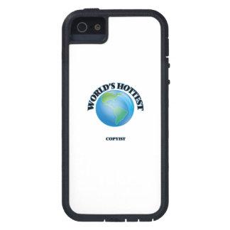 El Copyist más caliente del mundo iPhone 5 Protectores