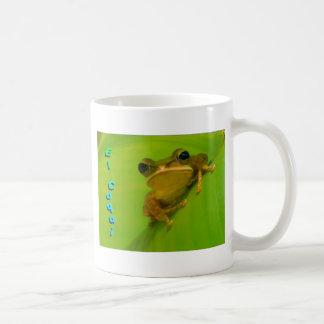 El Coqui Frog.jpg Coffee Mugs