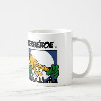 El Coqui Superhéroe Mug