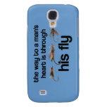 El corazón 3G del hombre de los pescados de la mos