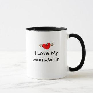 El Corazón-Besarse, amo a mi Mamá-Mamá Taza