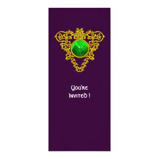 El CORAZÓN CÉLTICO de SAN PATRICIO, púrpura del Comunicados Personales