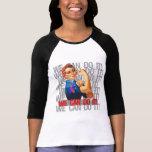 El corazón congénito deserta a Rosie que PODEMOS Camisetas