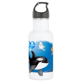 El corazón de la orca (orca) I diseña