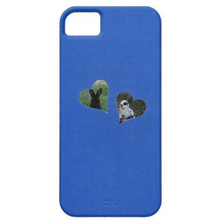 El corazón del azul dos añade el marco de las foto
