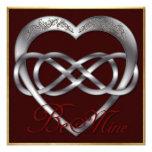 ¡El corazón doble 4 de Silve del infinito - sea lo