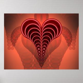 El corazón I de Sylvia Impresiones