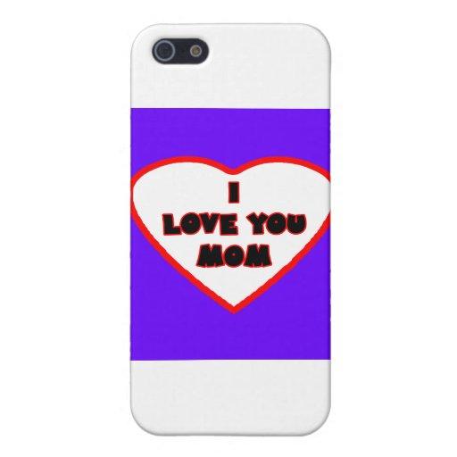 El corazón Transp azul púrpura llenó el MUSEO Zazz iPhone 5 Protectores