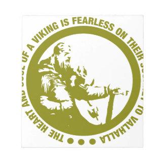 El corazón y el alma de Viking es audazes - Bloc