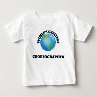 El coreógrafo más grande del mundo t-shirts