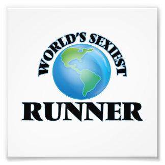 El corredor más atractivo del mundo impresiones fotográficas