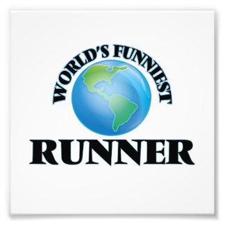 El corredor más divertido del mundo cojinete