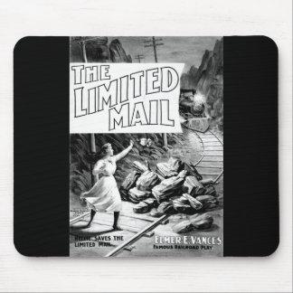El correo limitado 1899 - un juego del ferrocarril tapete de ratones
