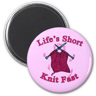 El cortocircuito de la vida, diseño que hace punto imán redondo 5 cm