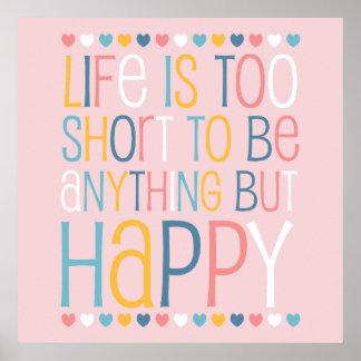 El cortocircuito de la vida sea feliz posters