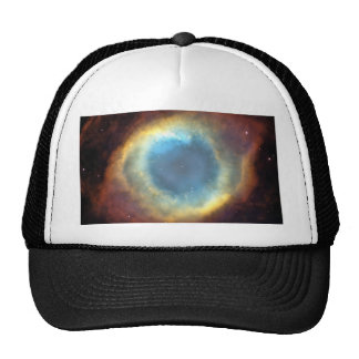 El cosmos del universo protagoniza el espacio gorras de camionero