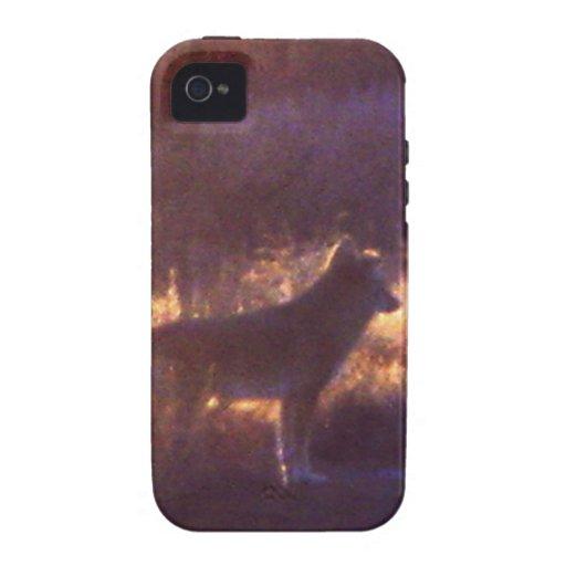 EL COYOTE Case-Mate iPhone 4 FUNDA