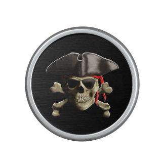 El cráneo alegre del pirata de Rogelio Altavoz
