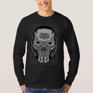 El cráneo gótico polera