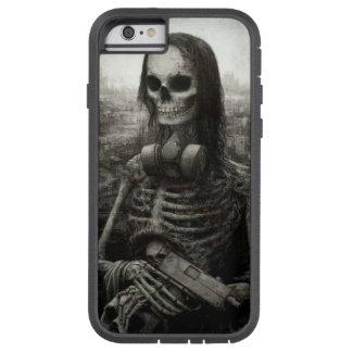 el cráneo haloween funda tough xtreme iPhone 6