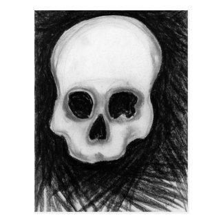 El cráneo postales