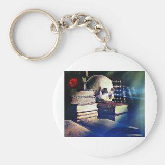 El cráneo y el encanto reservan en los regalos, la llaveros personalizados