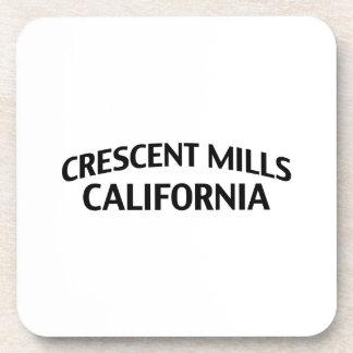 El creciente muele California Posavasos