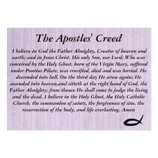 El credo del Apostel