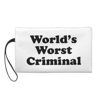 El criminal peor del mundo