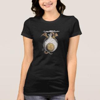 El crisol del dragón camiseta