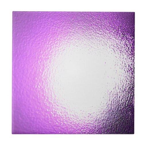 El cristal abstracto refleja la neblina teja cerámica