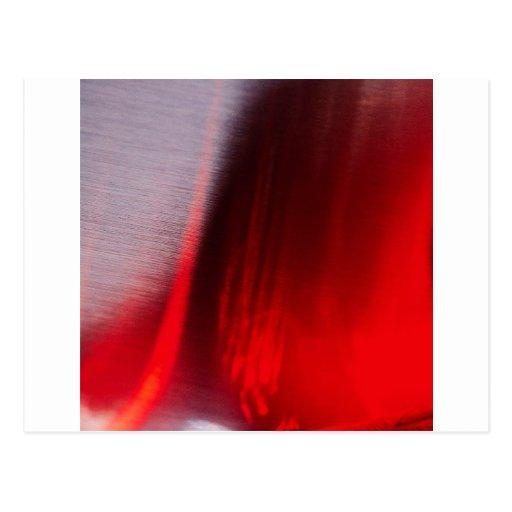 El cristal abstracto refleja Satan Postal