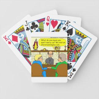 el cristiano 490 escoge el dibujo animado baraja de cartas