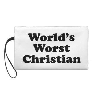 El cristiano peor del mundo