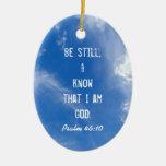 El cristiano todavía esté y sabe el ornamento del ornatos