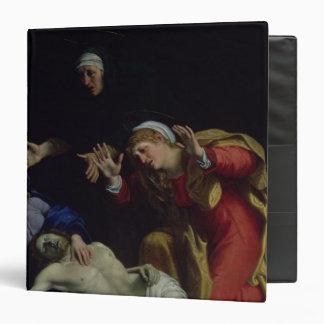 "El Cristo muerto estado de luto, c.1604 Carpeta 1 1/2"""
