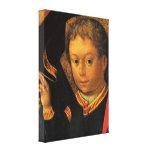 El Cristo por Holbein Lienzo Envuelto Para Galerías