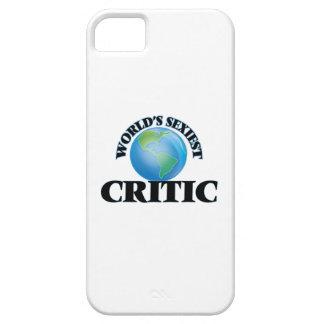 El crítico más atractivo del mundo iPhone 5 fundas