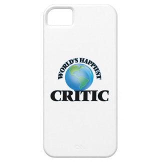 El crítico más feliz del mundo iPhone 5 carcasas