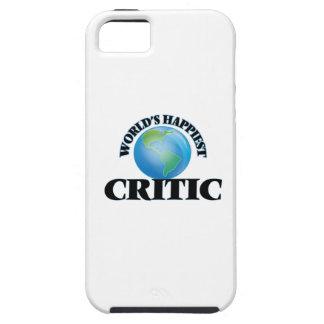 El crítico más feliz del mundo iPhone 5 funda