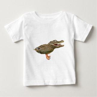 El Crocoduck con los pies Tee Shirt