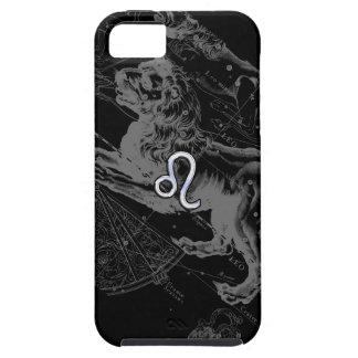 El cromo tiene gusto de la muestra del zodiaco de iPhone 5 carcasas