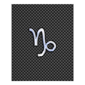 """El cromo tiene gusto de la muestra del zodiaco del folleto 4.5"""" x 5.6"""""""