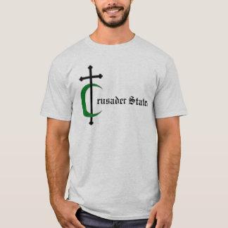 El cruzado indica la camisa