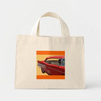 El cruzar en verano bolsa de tela pequeña